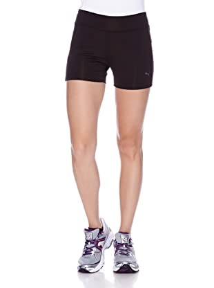 PUMA Essential Short Tight (Schwarz)