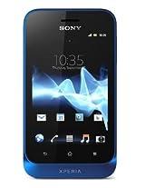 Sony Xperia Tipo Dual ST21i Smartphone-Blue