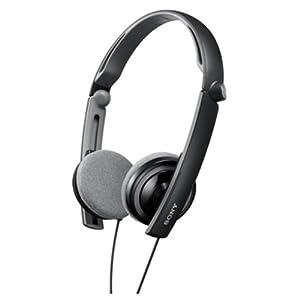 Sony MDR-S40 headphone (Black)