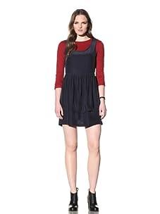 Steven Alan Women's Vivian Dress (Navy)