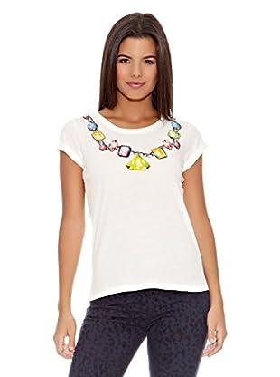 Springfield Camiseta Collar Joyas
