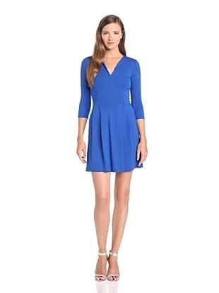 French Connection Vestido Phoenix (Azul Eléctrico)