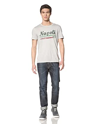 Blue Marlin Men's Napoli Tee (White)