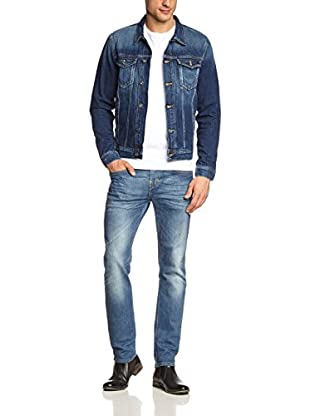 Pepe Jeans London Giacca Denim Basics Pc