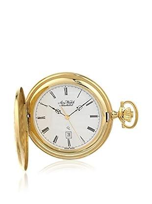 Aerowatch Men's 7250 Roman Dial Pocket Watch