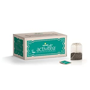 Unived Activitea, Memory Boosting Herbal Tea, 30 Tea Bags