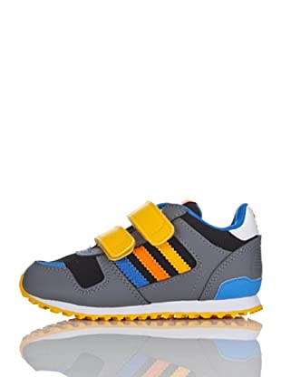 adidas Zapatillas Running Zx 700 Cf (Gris / Amarillo)