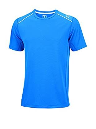 Wilson T-Shirt Manica Corta M Nvision Elite