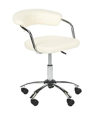 Safavieh Pier Desk Chair, White