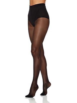DIM  Panty Diam´S Ventre Plat (Moldeador, Control Alto Del Vientre, Resistente) (Negro)
