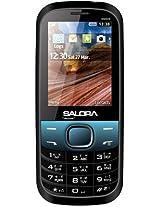 Salora SM508 (Black & Blue)