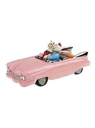 Villeroy & Boch Benedikt Automobile: Oldtimer pink
