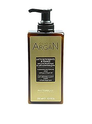 Phytorelax Detergente e Tonico 2 in 1 Olio Di Argan 250 ml