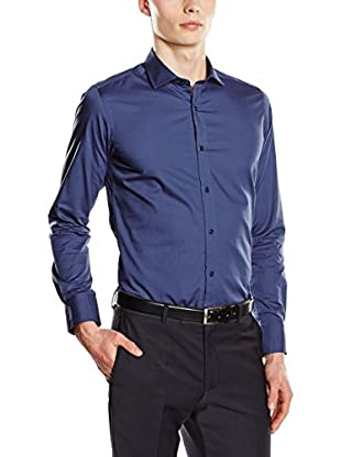 CORTEFIEL Camicia Uomo Slim Point Co