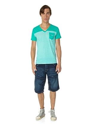 Jack & Jones T-Shirt Pitch (Aguamarina)