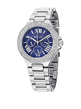SO&CO Reloj 5019.2 Plateado