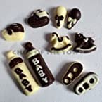 Customised Chocolate : Baby Shower Chocolates