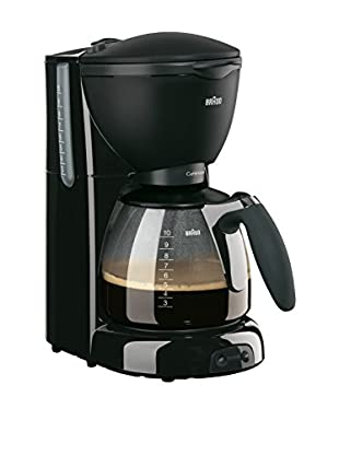 Braun Cafetera KF560 CaféHouse Pure Aroma Plus con filtro Brita