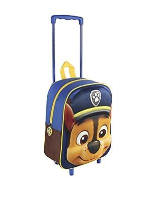 Paw Patrol Mochila trolley Trolley 3D Patrulla Canina Chase