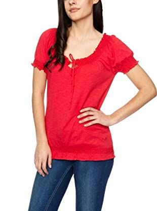 Roxy Camiseta Hug (Frambuesa)