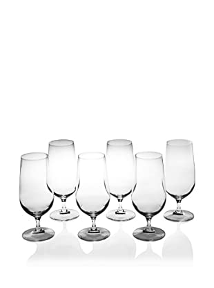 Stölzle Set of 6 Grand Cuvee Pilsner Glasses, 13.75-Ounce