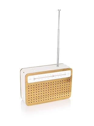 Lexon Safe Bamboo Radio, Bamboo