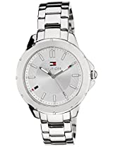 Tommy Hilfiger Analog Silver Dial Women's Watch - TH1781412J