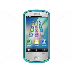 Spice FLO M-6800 Smartphone-Yellow