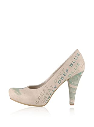 Dogo High Heel On Board (Creme)