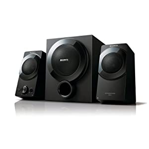 Sony SRS-D5/C IN5 Speaker (Black)