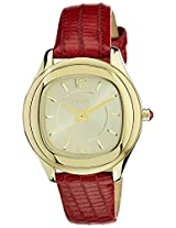 DKNY Analog Gold Dial Women's Watch - NY2129