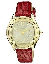 DKNY Analog Gold Dial Women's Watch - NY2129