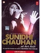 SUNIDHI CHAUCHAN AT HER BEST