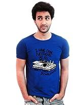 Incynk Men's T-Shirt - MSS1 (Blue)
