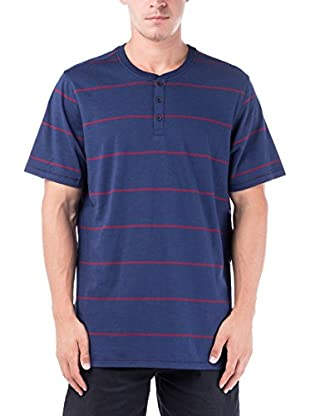 Hurley T-Shirt Manica Corta Dri-Fit Prospect Henley