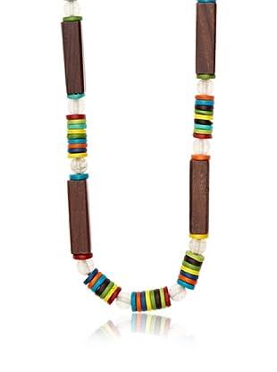 Sándalo Collar Águeda (Multicolor)