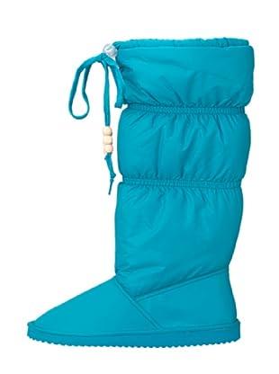 flip*flop 30270 - Botas de nailon para mujer (Verde)