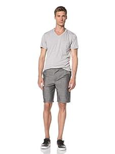 Dorsia Men's Lewis Shorts (Blue)