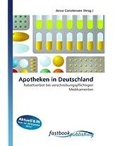 Apotheken in Deutschland: Rabattverbot bei verschreibungspflichtigen Medikamenten