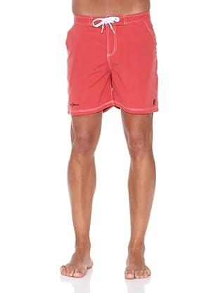 Pepe Jeans London Bañador Urchin (Rojo)