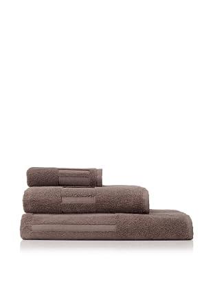 Garnier-Thiebaut 3-Piece Bath Towel Set (Reglisse)