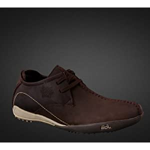 WOODLAND - MEN'S SHOES - GC 0924110 - BROWN