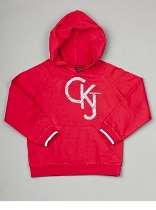 Calvin Klein Jeans Sweatshirt (Rot)