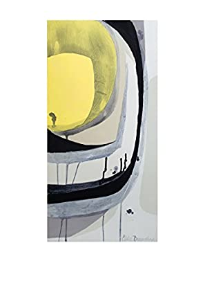 "Claire Desjardins ""Testing Limits"" Embellished Giclée Print"