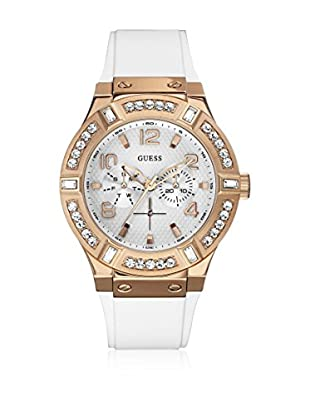 Guess Uhr mit japanischem Mechanikuhrwerk Woman Rigor Rose Gold Tone roségold 45 mm