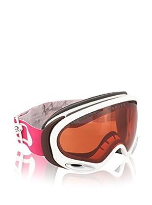 Oakley Máscara de Esquí A-Frame 2.0 Mod. 7044 Clip Rosa / Blanco