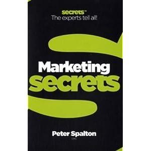 Secrets - Marketing (Collins Business Secrets)