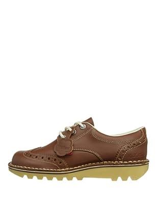 Kickers Zapatos Roxana (Marrón)
