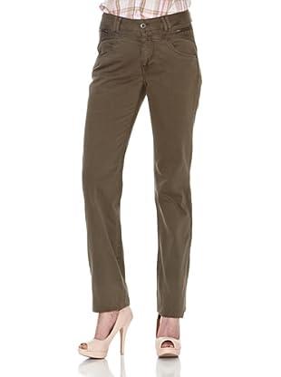Jackpot Pantalone Marlinia (Kaki)