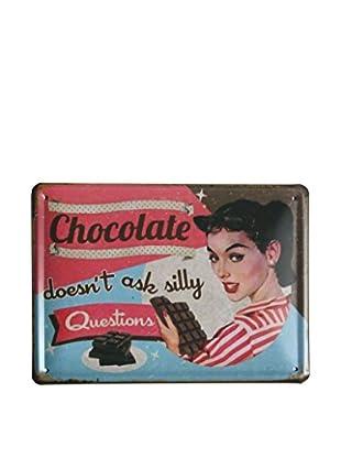 LO+DEMODA Wandbild Chocolate